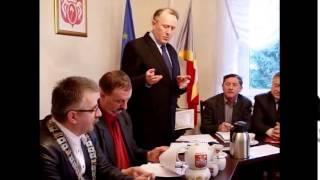 preview picture of video 'Trzcinica popiera rolników'