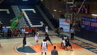 2013 CUNYAC/ConEd Championships: Men's Basketball Semi-Finals: Queensborough vs. Hostos CC