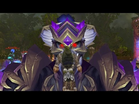 The Story of Lord Xavius - Part 1