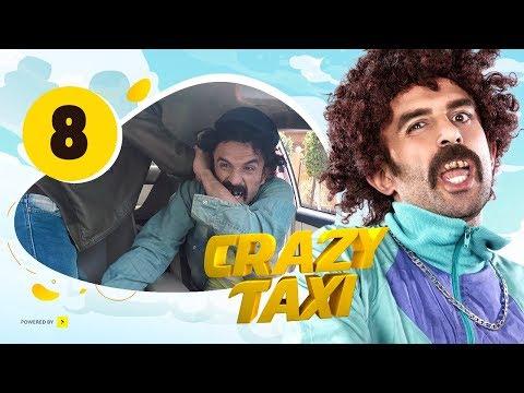 """الحلقة 8 من برنامج """"كريزي تاكسي"""": """"حرامي العيال"""""""