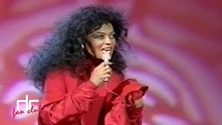 Diana Ross - Change Of Heart [Des O´Connor Tonight - 1991]