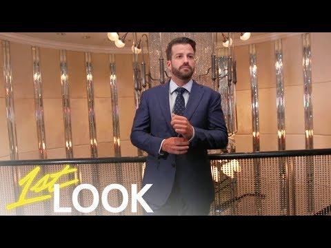 Johnny Bananas Lives Every Week Like It's Fashion Week | 1st Look TV