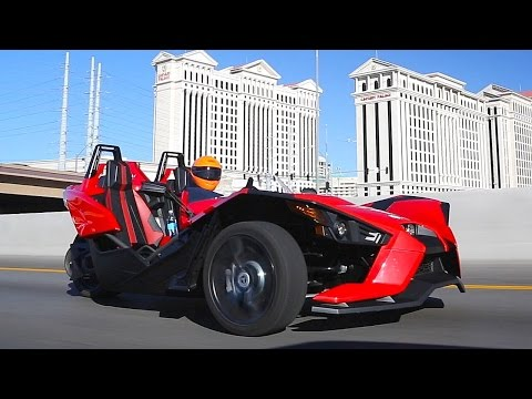 2016 Polaris Slingshot – Review and Road Test