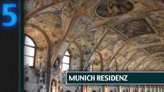 preview picture of video 'Top 10 Places in Munich, Germany'