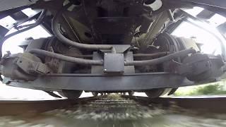 GoPro - Колесная пара тепловоза ТЭМ7 / TEM7 wheelset