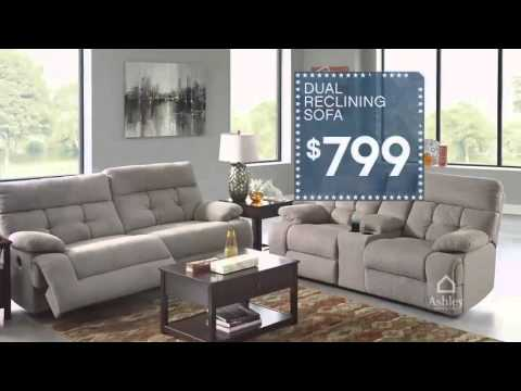 Video Ashley HomeStore's President's Day Sale