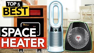 ✅ TOP 5 Best Space Heater | Infrared & Ceramic 2021 Review
