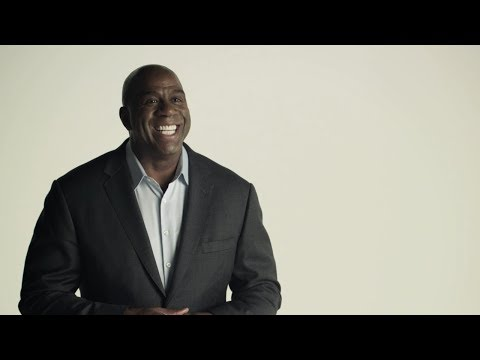 Magic Johnson on Getting Covered