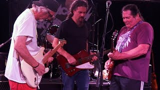 Watch Crack the Sky jam during sound check at a recent U.S. gig
