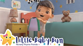Getting Dressed Song + More Songs | Morning Routine | Songs For Kids | Little Baby Bum