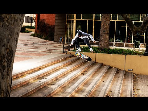"""preview image for Sebo Walker's """"9 Days"""" Part"""