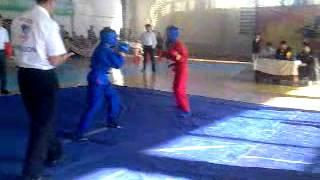 Best knock out by uzbek fighter