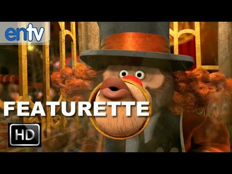 Madagascar 3: Europe's Most Wanted Featurette 'Circus Clowns'