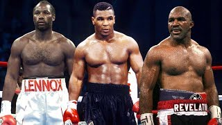 When Boxing Legends Fighting For The Last Time - Heavyweights