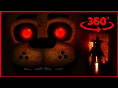 "VR 360 FNAF - Five Nights At Freddy's ""Five More Nights"" - Точка Z Песня Фредди (видео)"