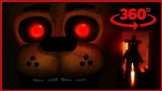 VR 360 FNAF - Five Nights At Freddy