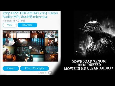 venom hindi dubbed movie download