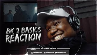 Headie One   Back To Basics (feat. Skepta) (REACTION)