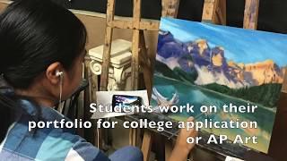Summer Art Workshop at Ichen Art Academy