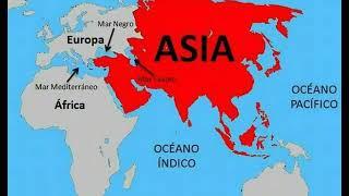 Asia y sus características