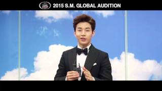 [HENRY MESSAGE] 2015 S.M. GLOBAL AUDITION (CANTONESE)