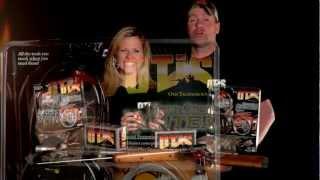 Otis HardCore Hunter Cleaning System with Pat Reeve & Nicole Jones