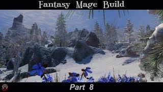 Fantasy Mage Build Part 8