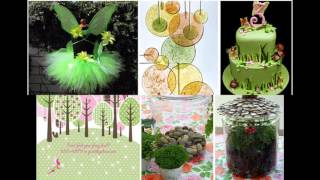 Cute Fairy Birthday Party Decorations Ideas