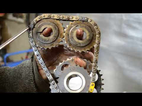 Разбор двигателя CGA3