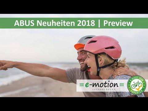 ABUS e-Bike Sicherheit: Neuheiten 2018 | Pedelec Preview, Überblick - Eurobike 2017