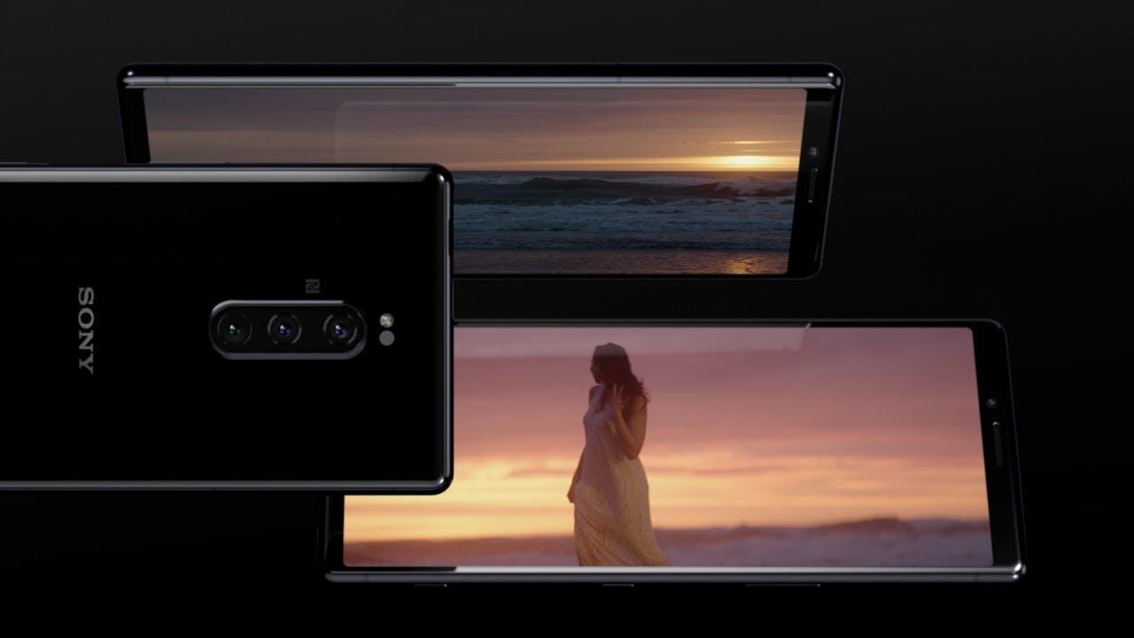 Sony Xperia 1 Dual Sim 6/128Gb Grey (J9110) video preview
