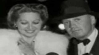 JUDY GARLAND: A RARE RED CARPET MOMENT WITH DAVID ROSE, THE HOLLYWOOD PREMIER OF 'CHARLEY'S AUNT.'