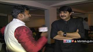 Diwali Celebrations At Actor Srikanth's House In Hyderabad | ABN Telugu