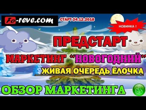 ПРЕДСТАРТ НОВОГОДНЕЙ ЖИВОЙ ОЧЕРЕДИ ЕЛОЧКА - Заработок 748$ с круга