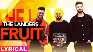Fruit (Lyrical) | The Landers | Western Pendu | Latest Punjabi