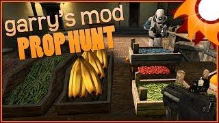 Prop Hunt ...The Annoying Orange...