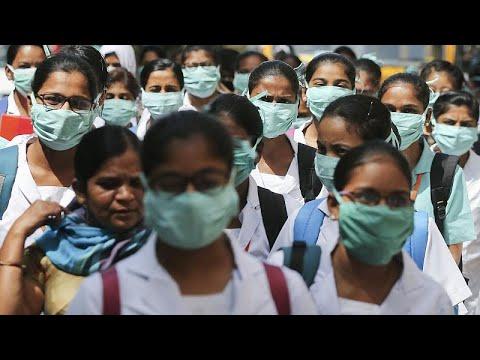 COVID-19: 100.000 κρούσματα παγκοσμίως
