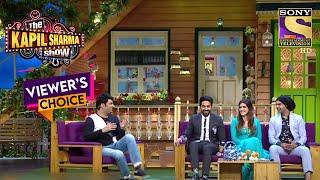 किसके साथ 'Scene' होता है Kapil का? | The Kapil Sharma Show Season 1 | Viewer's Choice