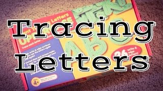 Learning Tracing Letters For Preschoolers - Lakeshore Learning Product Review