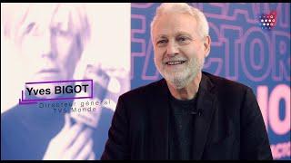 3 questions à Yves Bigot – Directeur général de TV5Monde