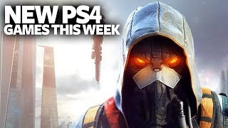 10 PS4 Games Releasing This Week (14 August - 20 August) Upcoming PS4 Games