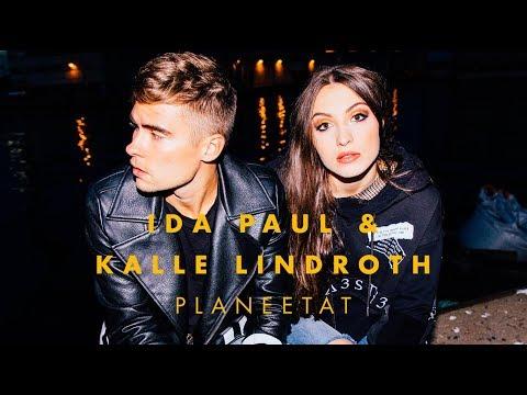 Ida Paul & Kalle Lindroth -  Planeetat (lyriikkavideo)