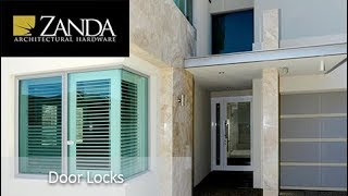 Video - Zanda Door Locks