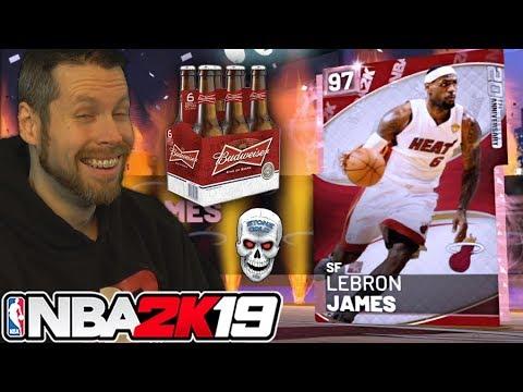 I ruined my life for LeBron James NBA 2K19