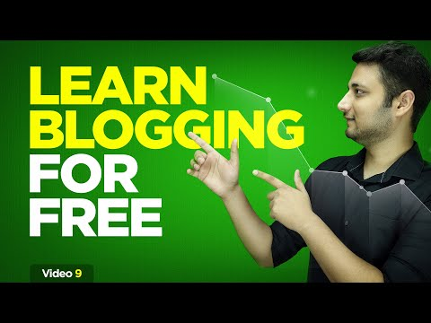 Free Blogging Courses    Blogging for Beginners   Blogging Kaise ...