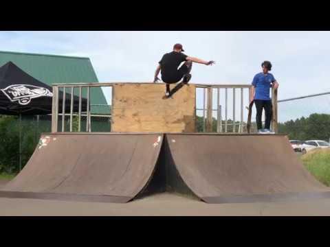 Go Skateboarding Day 2018 - Theory Skateshop - Agawam Skatepark