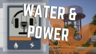 State of Decay 2 | How to Supply Water & Power to your Base