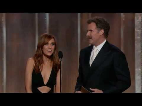 Kristen Wiig a Will Ferrell znají nominované