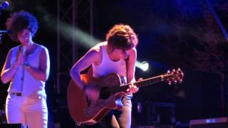 Ani DiFranco @ Carroponte - Joyful Girl 2017-07-05