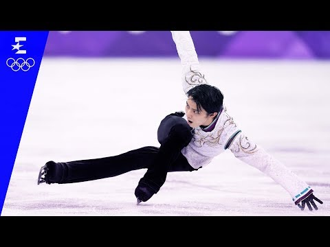 Figure Skating | Men Single Skating Free Skating Highlights | Pyeongchang 2018 | Eurosport